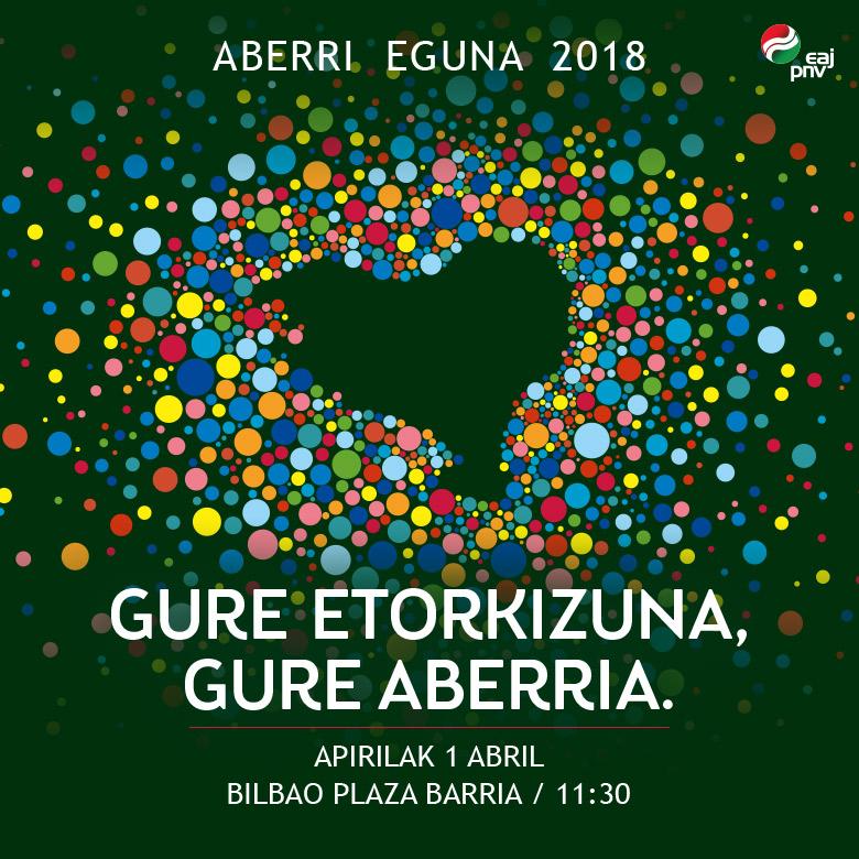 Aberri Eguna 2018