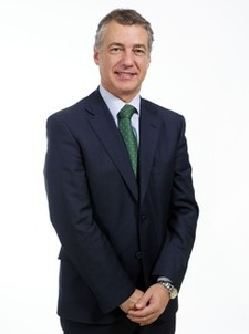 Iñigo Urkullu Renteria