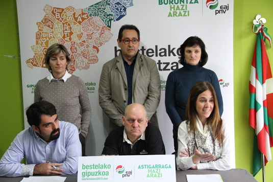 Bildu miente, la agencia de desarrollo comarcal de Buruntzaldea sigue sin constituirse