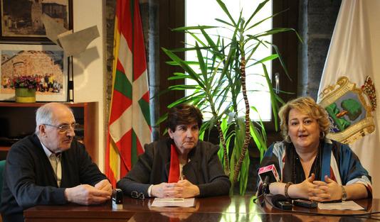 Irurako bide azpiegiturak hobetzeko 120 mila euroko inbertsioa egingo du Foru Aldundiak