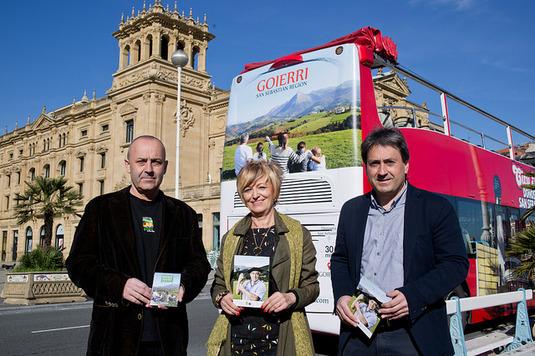 Goierri, Turismo Explore San Sebastian Region bulegoan