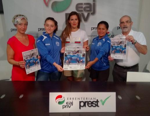 EAJ-PNVK Agustina Otaola omenduko du Madalenetako X. Haurren Krosean