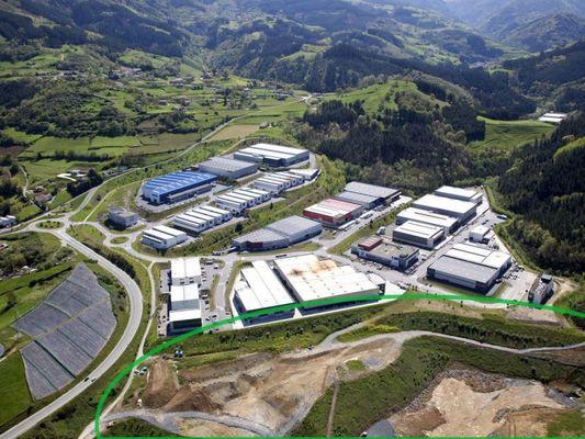Apattaerreka industrialdeak 154.298 m² gehiagoko azalera izango du zabalkuntza-lanen ostean