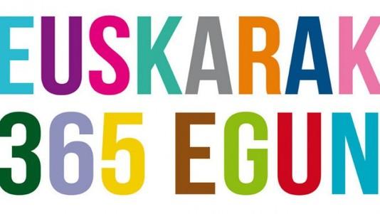Euskara urtean 365 egunez