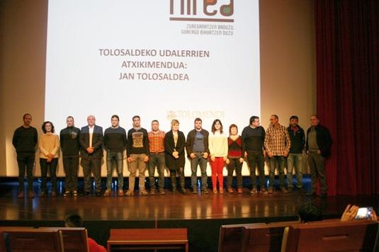 """Tolosaldeko 11 udalerri NIREA akordiora atxikitu dira """"Jan Tolosaldea"""" proiektuaren bidez"""