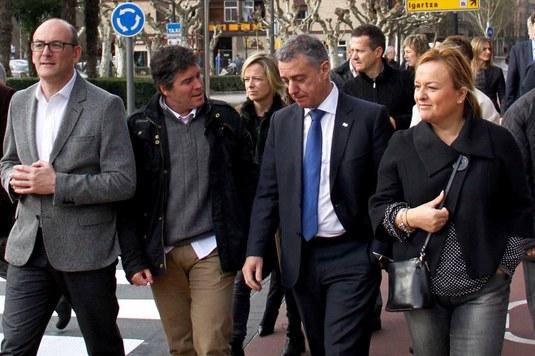 Beasainen NAN-a berritzeko bulegoa ezartzeko eskaera egin du EAJ-PNVk Madrilen