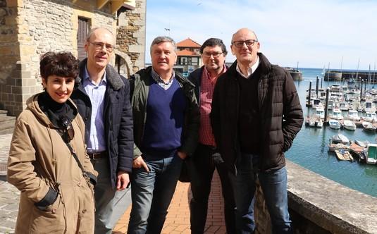 Euskal arrantza sektorea Madrilen defendatu duen talde bakarra EAJ-PNV izan da