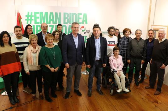 Nos comprometemos a seguir trabajando junto con los y las ordiziarras para seguir mejorando y modernizando Ordizia