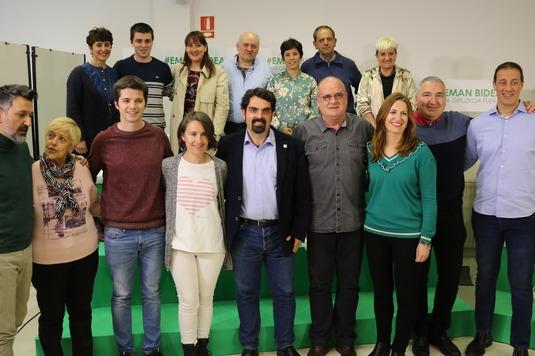 EAJ-PNV da Gipuzkoa eta Euskadiko aurrerapen sozial eta politikoa bermatzen dituen motorra