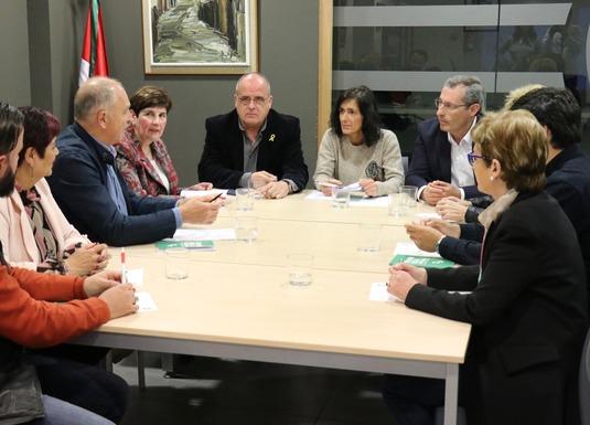 EAJ-PNV quiere convertir Tolosa en un ámbito sanitario y sociosanitario de referencia