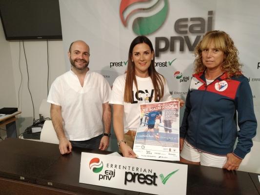 EAJ-PNV homenajeará a Touring K.E. y a sus veteranos en la XII edición del Cross Infantil de Madalenas