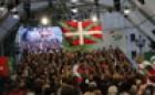 Mitin Bilbao. Fin campaña. Izaskun Bilbao Barandica, Iñigo Urkullu, Andoni Ortuzar