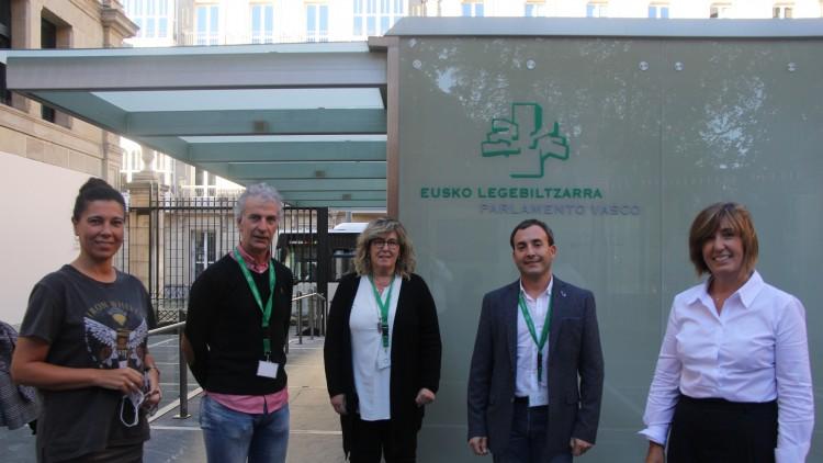 El Parlamento Vasco avala la propuesta de EAJ-PNV para trabajar en la reactivación de la Comarca del Bajo Deba