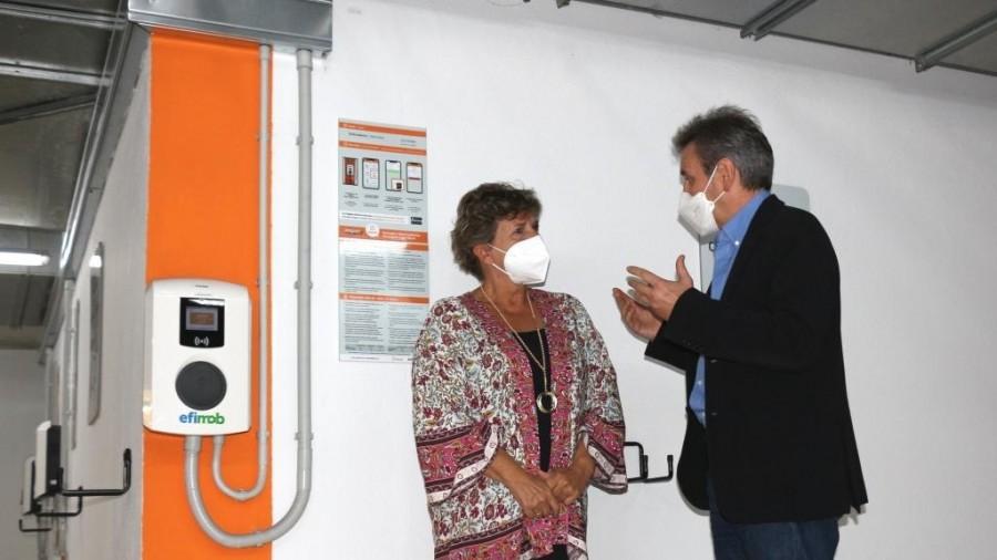 PMUS 2021-2025-ak Irungo auzo guztiek ibilgailu elektrikoak hornitzeko instalazioak gertu izan ditzaten ahalegindu behar du