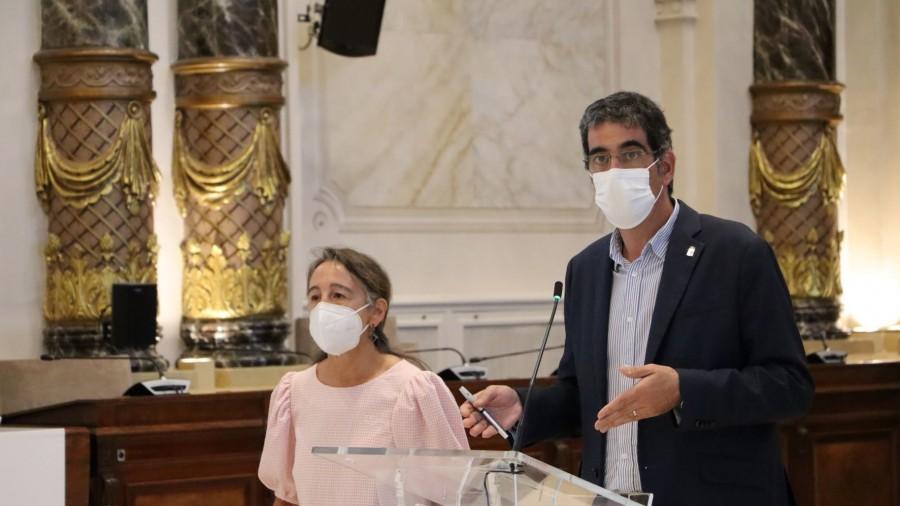 El Ayuntamiento solicita 24 millones de euros de fondos europeos para financiar proyectos de movilidad urbana, zonas de bajas emisiones y modernización turística